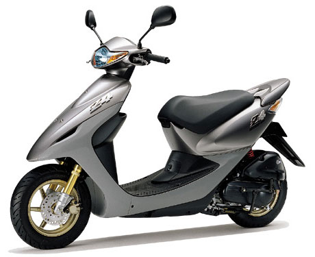 Honda DIO 49cc